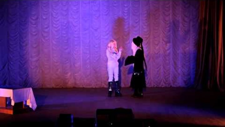 ANIмагия 2014 - Сценка По Аниме - Темный дворецкий