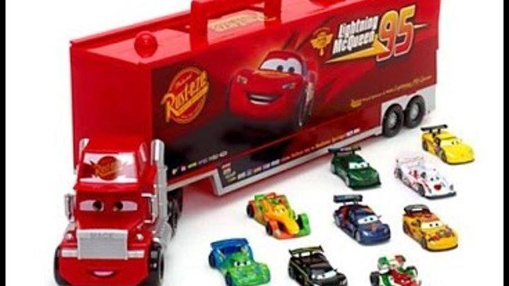 Мультик про машинки. Игра Тачки как Мультфильм. Молния Маквин. Disney Cars Games.#1