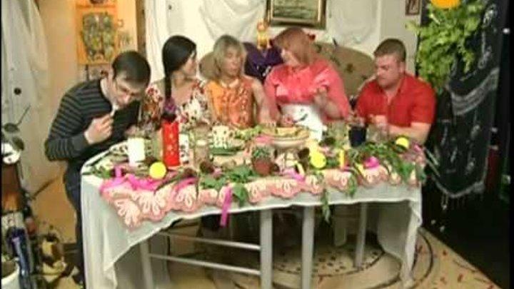 Званый ужин у Славы Федорова (11.08.2011. Архив Рен ТВ)