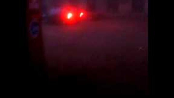 Черная буря в Солигорске