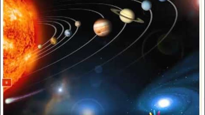 Космос и человек. Презентация для детей
