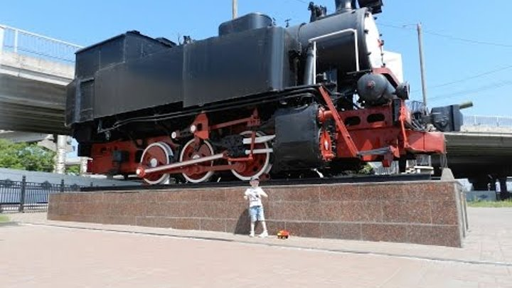 Музей поездов Поезда позновательное видео для детей Чагинктон Детский канал