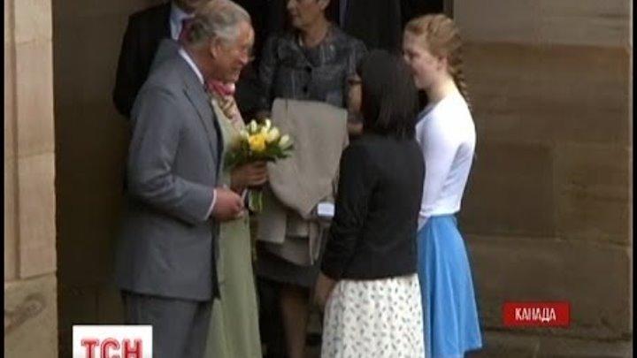 Росія вимагає пояснень у принца Чарльза