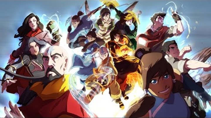 Avatar Soundtrack - Epic Music Mix | 2 | Aang & Korra | The last Airbender - The Legend of Korra
