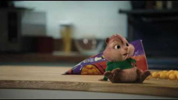 Элвин и бурундуки 2 / Alvin and the Chipmunks (2009) (для clip-house.ru)