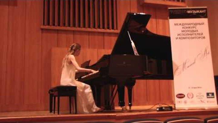 """F.Liszt """"Consolation"""" S.172 no.2 E-dur/Ф.Лист """"Утешение"""" №2 ми-мажор"""