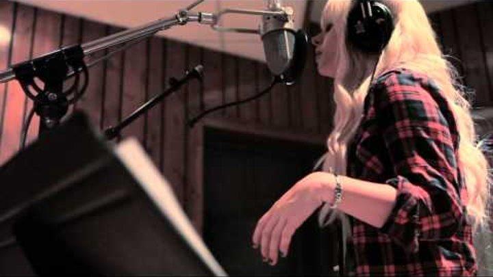 "Orianthi sneak peek into the making of ""FIRE"" EP"