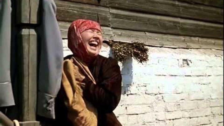 """Матрёне смешно. """"Женитьба Бальзаминова"""" 1964 г."""