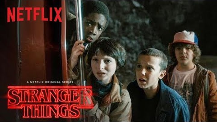 Stranger Things - Trailer 2 - Netflix [HD]