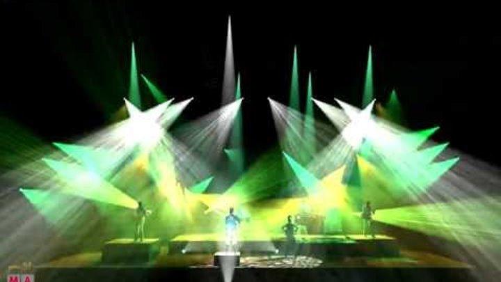 Linkin Park - Numb - grandMA