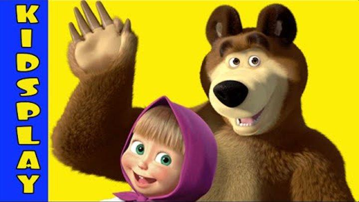 Игра Маша и Медведь прохождение - Что Лишнее.Развивающие игры Для Детей.Masha and the Bear videos