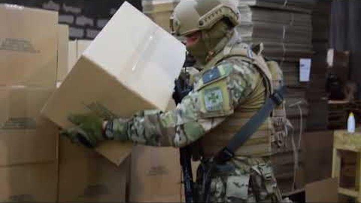 На Одещині правоохоронці виявили цехи з виготовлення сигарет та товар й обладнання на 11 млн грн.