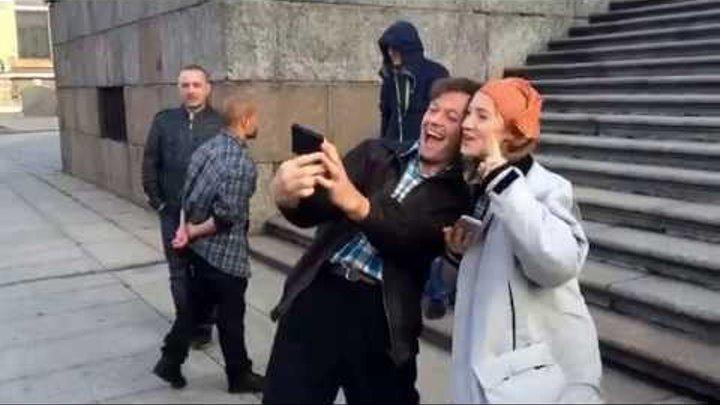 """""""Наше счастливое завтра"""" первый съёмочный (2015)"""