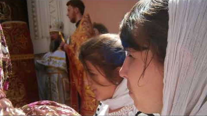 21 09 17 Рождество Богородицы Встреча с клириком собора А Невского о Иоанном