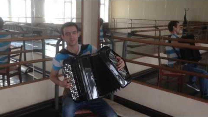 20th Century Fox intro on accordion