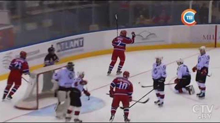 ХК «Неман» увеличил отрыв от «Юности» в финальной серии чемпионата Беларуси