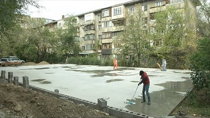 В Казахстане объявлен конкурс на лучшие социальные проекты (25.09.17)