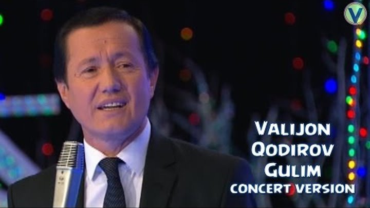 Valijon Qodirov - Gulim | Валижон Кодиров - Гулим (YANGI UZBEK KLIP) 2016
