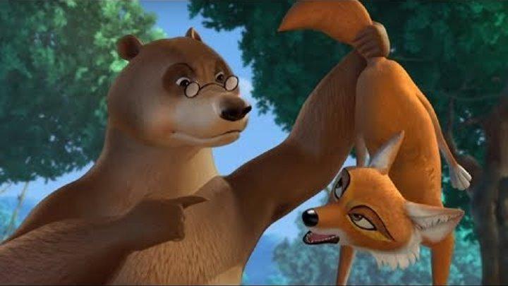 Маугли - Книга Джунглей -Дерево желаний –развивающий мультфильм для детей