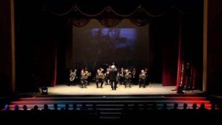 Народный духовой оркестр ГДК, г Мелеуз