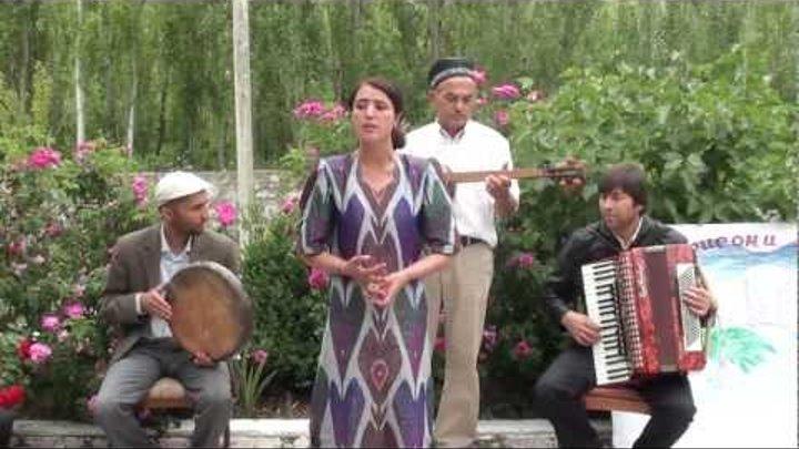 Мавлуда, таджикская песня Модарам, стихи Лоика, 25.05.11