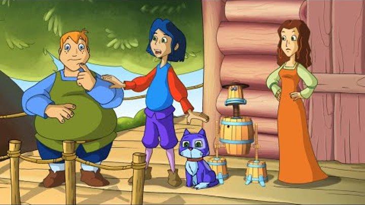 Леонардо 1 сезон 24 серия - Завещание рыцаря (Мультик для детей)