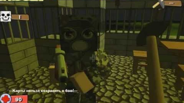 Кубезумие 2 зомби апокалипсис 1 сезон №2(Неажиданый визит)