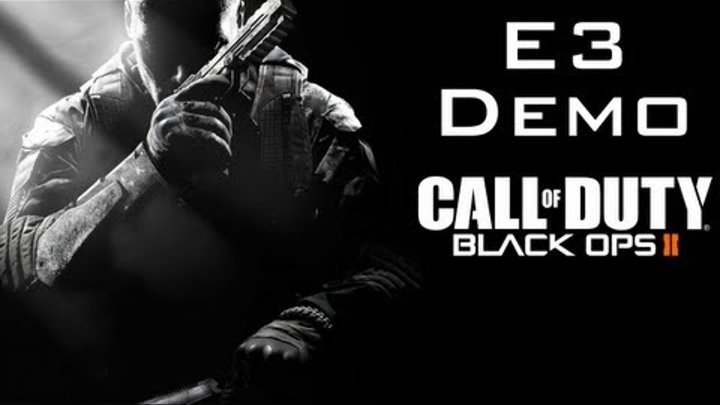 Call of Duty Black Ops 2 - Gameplay Demo Walkthrough + Giveaway [HD] (XBOX 360/PS3/PC)