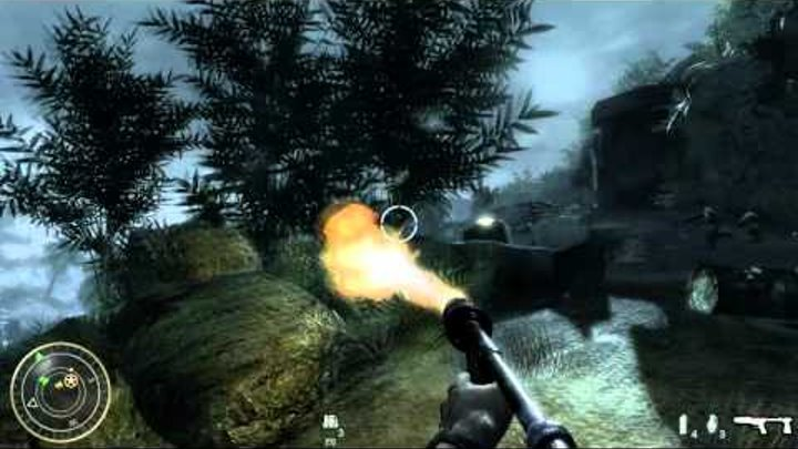 Прохождение Call of Duty: World at War. Миссия 12