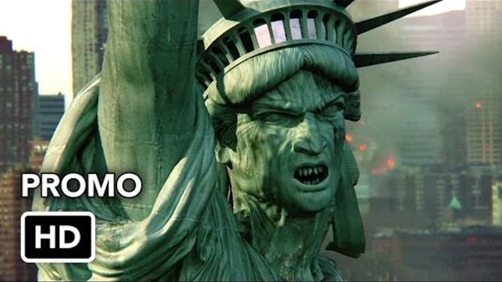 "The Strain Season 3 ""Lady Liberty"" Promo (HD)"