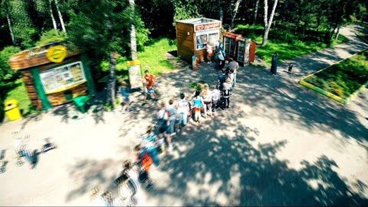 Инмарко притягивет лето! рекланый ролик под ключ новосибирск
