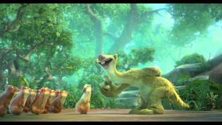 Прикол Ледниковый период 4 HD | Joke Ice Age 4 HD