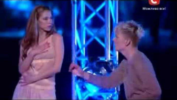 Танцуют все 6 сезон - Егерт и Анастасия. Испытание двадцатки.08.11.2013