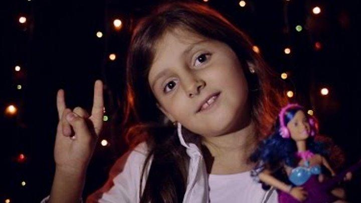 Распаковываем Барби Эрика рок звезда видеоклип Barbie Erika Rock 'N Royals video