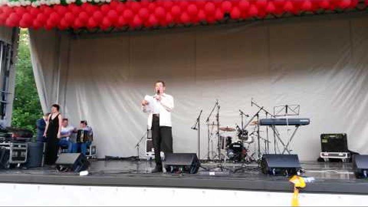 Стих о Донбассе Афията Кучушева, сына шахтера из Макеевки . Москва 18. 07 .2015 года.