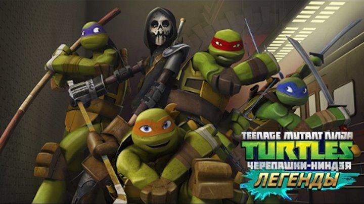 Черепашки-Ниндзя: Легенды МАУСЕРЫ ПРОТИВ МУТАНТОВ TMNT Legends IOS Gameplay)