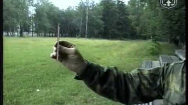 21 Стрельба из боевого оружия Правила прицеливания с автомата АК )