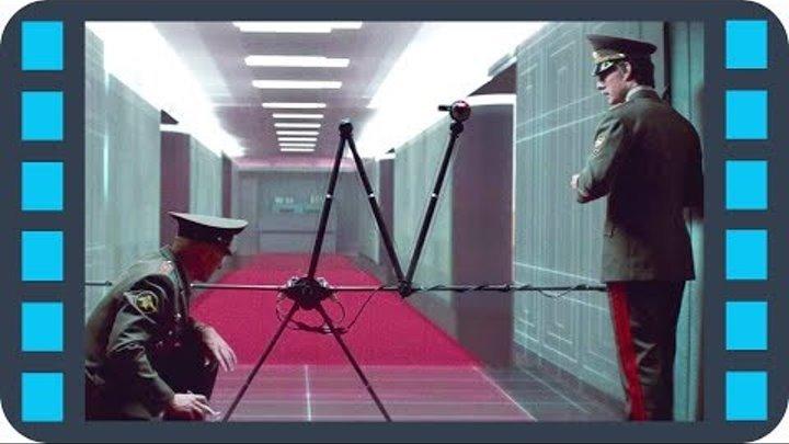 Проекция коридора — Сцена 3/8 «Миссия невыполнима: Протокол Фантом» (2011) 4К
