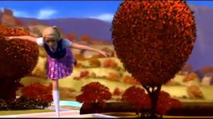 Барби:академия принцесс песня
