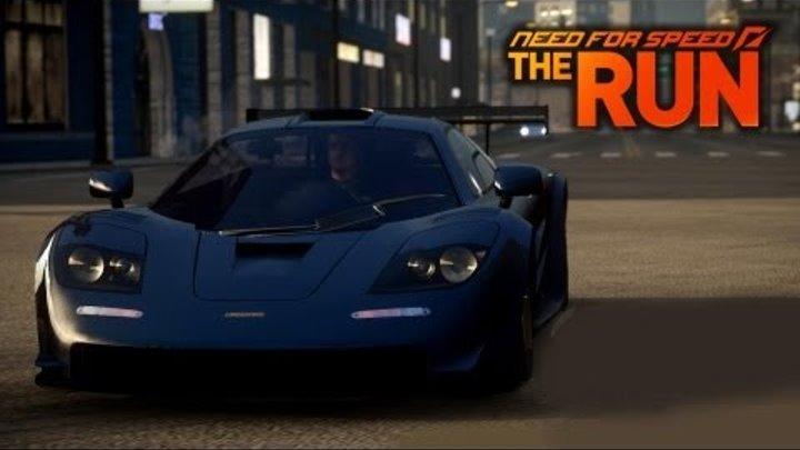 NFS The Run - Mclaren F1 - New York City - i7 2600K - XFX HD 6870