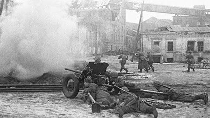Вторая Мировая Война день за днем 47 серия ( 19-30 Ноября 1942 года)