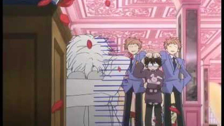 Клуб свиданий школы Оран - Ouran Koukou Host Club 1 серия (AnimePhantom)