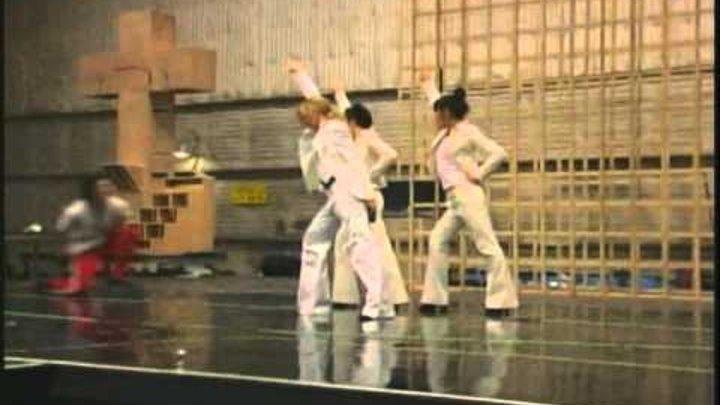 Madonna en ensayo (Confessions Tour Rehearsal) 2006