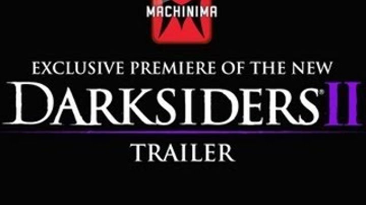 Darksiders II: Exclusive Trailer Teaser