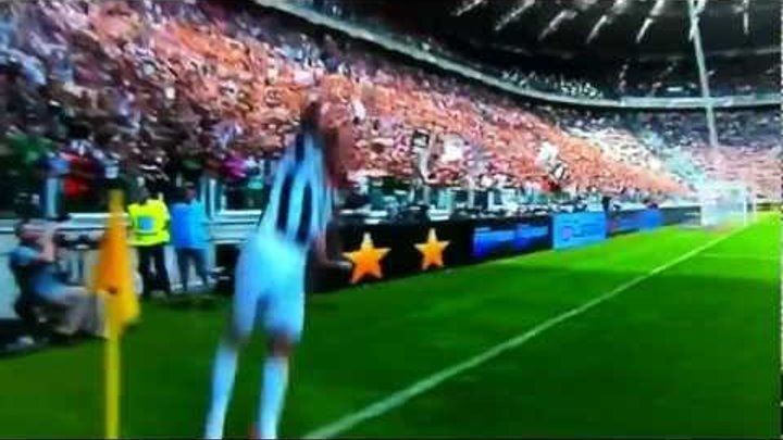 Juventus VS Parma 4-1 highlits 11/09/2011