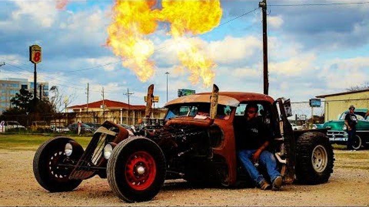 Тачки Блеск Прикольное. Классика, ретро | Auto Shine Cool. Classic, retro. BEST