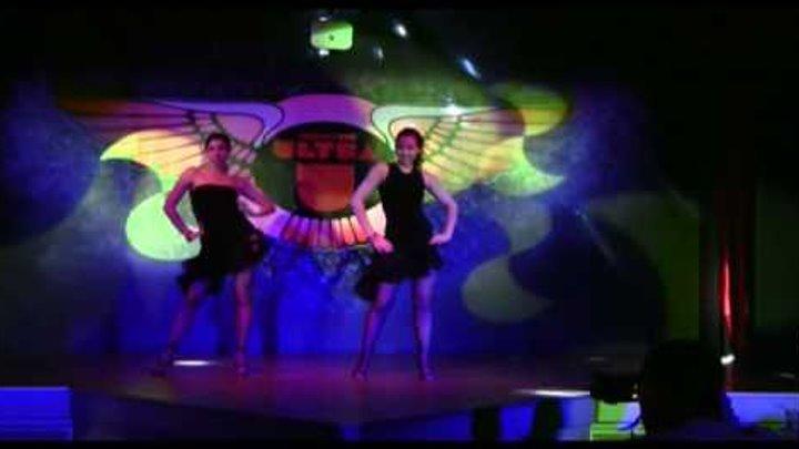 "Латинский танец ""Чили ча-ча-ча"" Divadance"