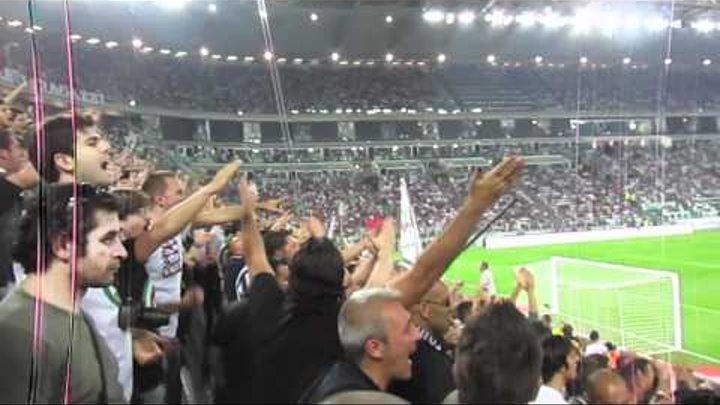 Juventus Milan 2-0 02/10/2011 curva sud