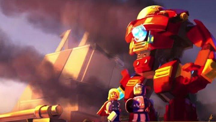 LEGO® Marvel Panel at San Diego Comic-Con 2015 #LEGOSDCC