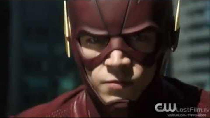 Флэш 2 сезон | #RuТрейлер | The Flash 2 | «Больше, злее, быстрее»
